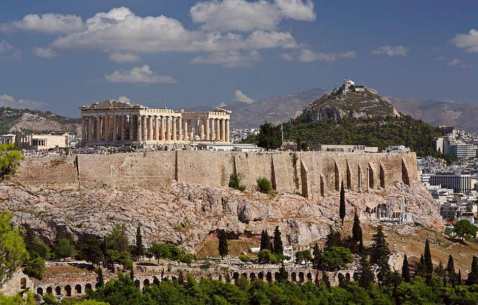 The Acropolis Hill