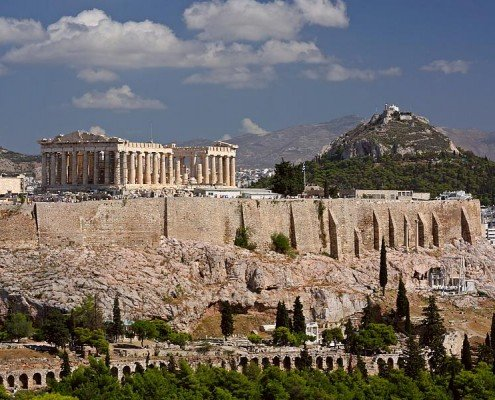 Athens Acropolis Walking Tours, Private guided tour
