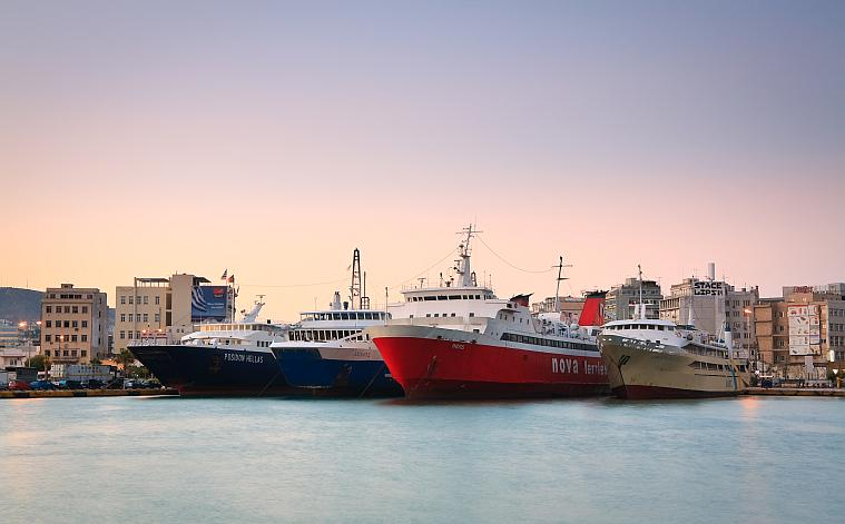 Piraeus Port Transfers