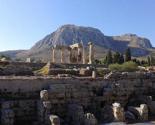 Temple of Apollo Corinth