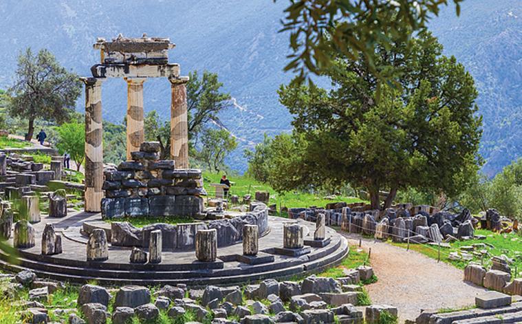 Private Delphi Tours