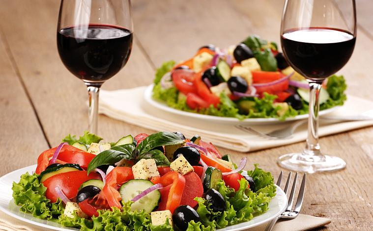 Что приготовить к вину на ужин