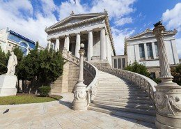 The Athenian Library