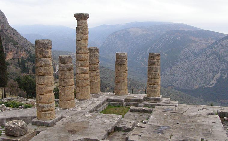 The Oracle, Delphi